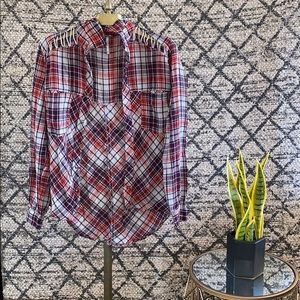 FREEPEOPLE FLANNEL